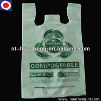 100% Biodegradable eco friendly bags