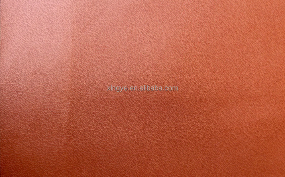 PU LEATHER FOR NOTE BOOK COVER( CHANGE COLOR )