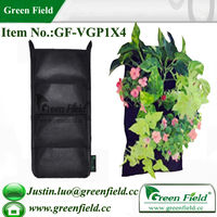 Vertical Gardening Green Wall,Vertical Living Wall Planter GF-VGP1X4