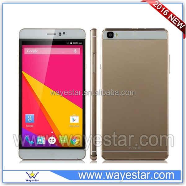 Hot selling 6 inch 3G smartphone in Alibaba