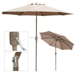 180G polyester umbrella canopy
