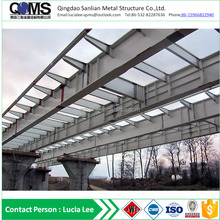 Frame Multi Trusses Prefab Bailey Portable Steel Structure Bridge