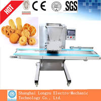 Automatic small biscuit making machinery