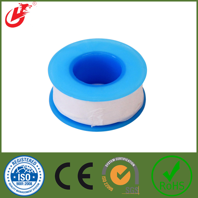 2016 High Quality Teflon ptfe tape for Water Pipe Tape Water Proof