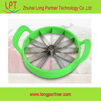 Promotion stainless steel watermelon slicer