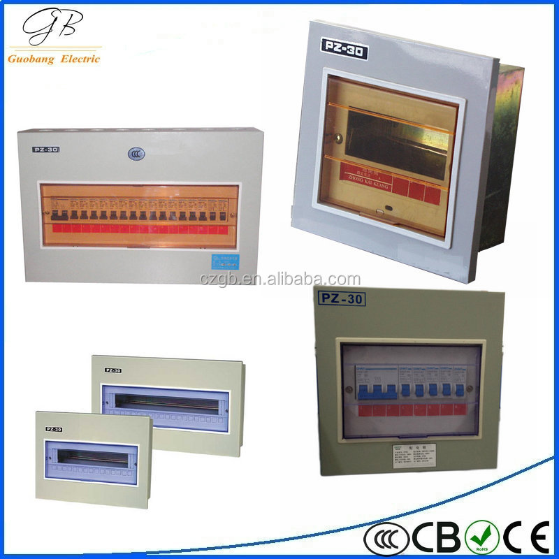 PZ30 terminal combination electrical power distribution board