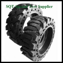 Top Seller's 10-16.5 Construction Solid Tires For Bobcat Skid Steer Loader