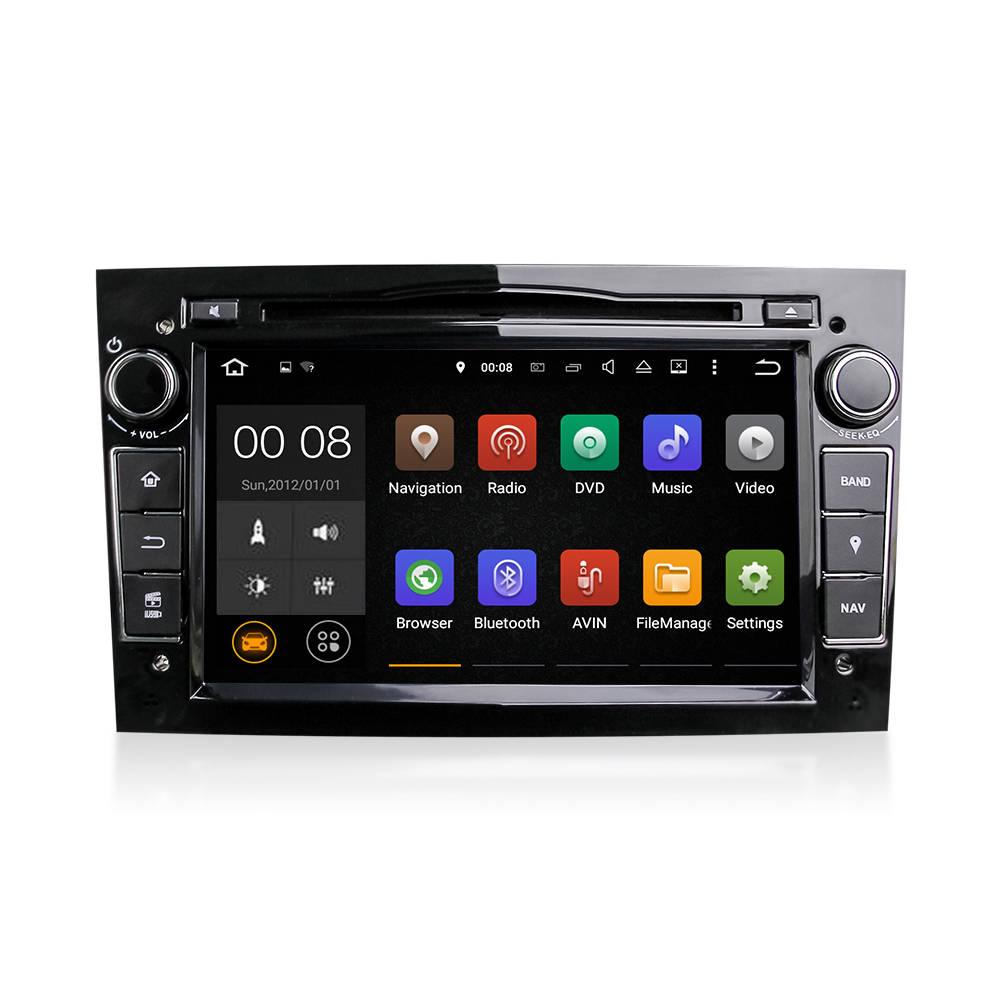 Winmark Newest Android 6.0 & 5.1 Car Radio DVD GPS Player Sat Navi Quad Cord 7 Inch 2 Din For Opel Vivaro (2006-2010) DU7060