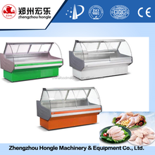 Hot sale display chiller for meat