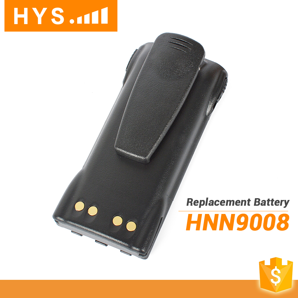 Ni-Mh Walkie Talkie Two Way Radio Battery Pack Rechargeable Battery For Gp328 Gp340