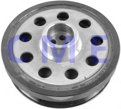 Crankshaft pulley damper pulley 11237823191 used on BMW 318d 320d E90 E91, X3 E83 2.0 2007-