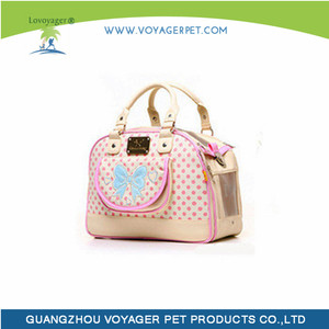 Lovoyager Sport Soft Pink Pet Carrier Dog Bag
