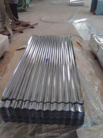 Metal Roofing - galvanized corrugated steel sheet 0.25mm