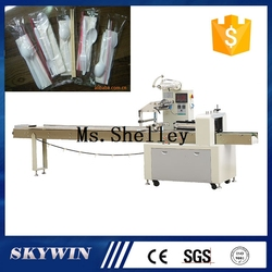 Disposable Plastic Spoon And Fork Packaging Machine