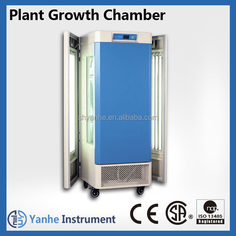 Profesional Lab research Climate plant growth chamber/3-side Laboratory Illuminate incubator