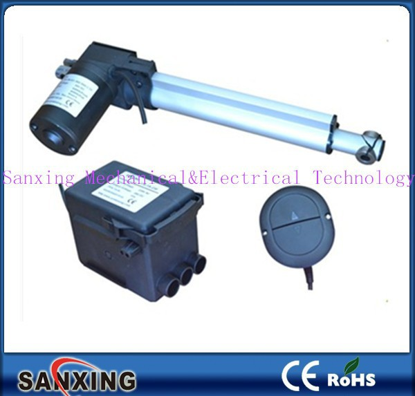 12vdc dc motor Linear actuator for electric bed/massage sofa