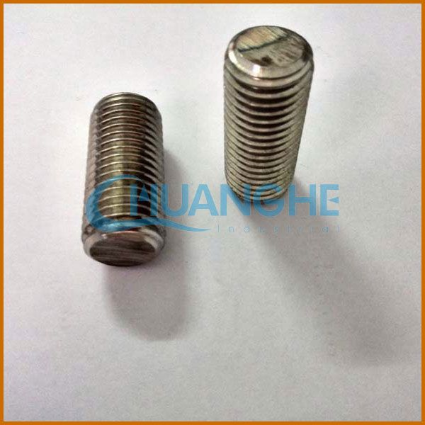 China manufacturer mc nylon threaded rod
