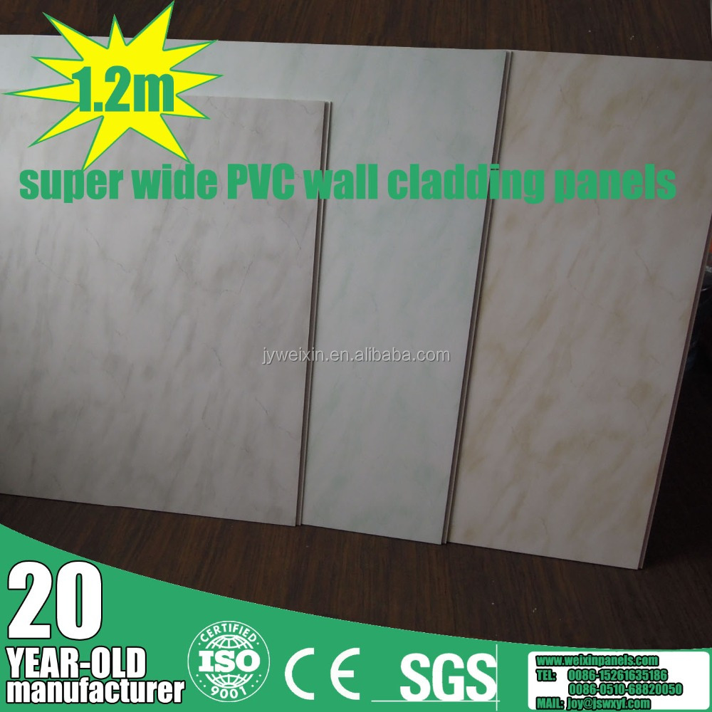 1.2m wide wetroom wall panels