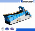 Professional gravel washing machine, gravel dewatering machine