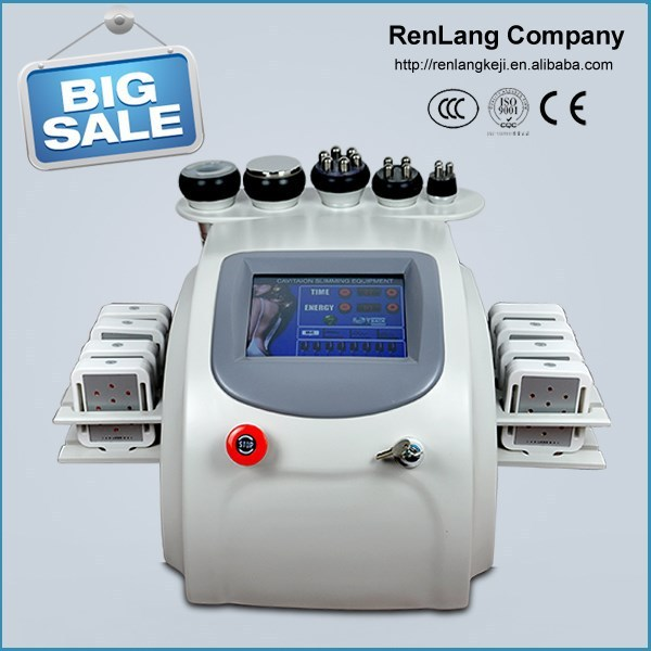 40k Cavitation ultrasound cosmetic device Slimming Vacuum RF machine skin care for beauty salon or clinic