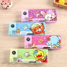 Multi - function stationery cartoon bear child children pencil case student stationery pencil case