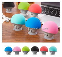 high quality mini Portable cute mushroom bluetooth speaker and bluetooth portable speaker
