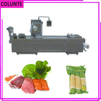 High quality meat thermoforming vacuum packing machine