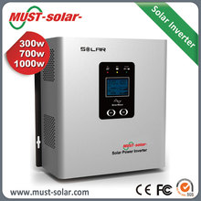 12/24V DC to AC 110/220V Pure Sine Wave Inverter with Solar Charge Controller