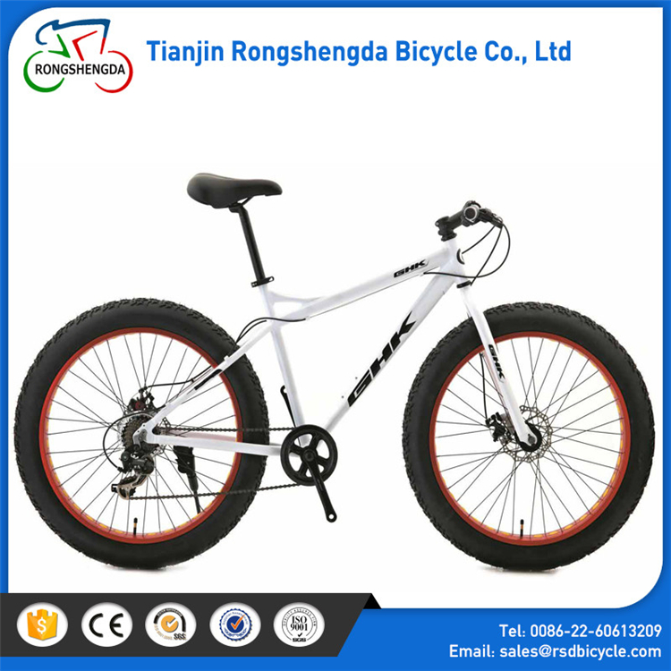 Good ideal Bikes Magnetic Bike Fat Bike / new model Bicycle Fat tire 26x4.0 / Cheap Fat Tire Bicycle