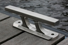 stainless steel or aluminum SHIP CLEAT/Dock cleat