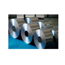 Unprinted 8 Micron Household Aluminum Foil Jumbo In Roll