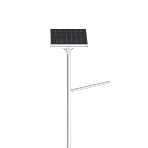 High Power 100W Outdoor Solar LED Street Light Pole