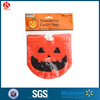 PLASTIC drawstring candy bag halloween decoration shaped bag
