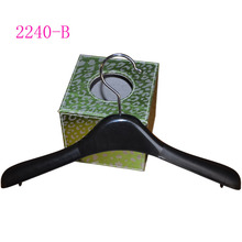 retractable anti-slip strips clothes hanger with CE certificate