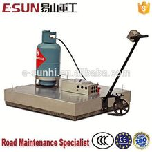 Portable bitumen combination unit