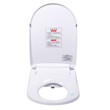 White bathroom ceramic warm water wash toto electronic toilet seat
