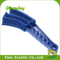 Hot selling microfiber window blind hand cleaning brush