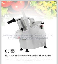CE stainless steel carrot potato vegetable cutter, multifunctional fruit vegetable shredding dicing cutting slicer dicer machine