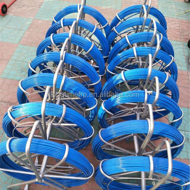 Fiberglass Traceable Duct Rodder, Cable Laying Tools telecom Equipement
