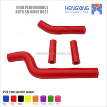 Silicone Radiator rubber Hose Kit For YAMAHA YZ250 2002-2008