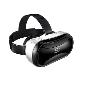 Magicsee M1 All-in-one Virtual Reality Headset 3D Glasses Magicsee M1 Pro same as the Magicsee M2 android 5.1 VR 3D glasses