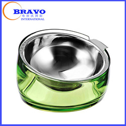 Top Selling Products 2015 PMMA Acrylic Raised Cat Bowl, Elevated Cat Bowl