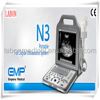 EMP-N3 Portable Full Digital Ultrasound System.