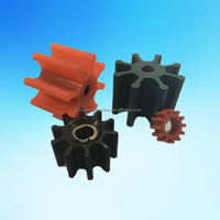 custom made rubber impeller