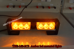 China Super Bright TIR LED Warning Light/Auto LED Lighting Equipment for Warnig TBE-168-2C3