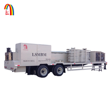 Lengthened span arched k style roof building machine 240 wih generator