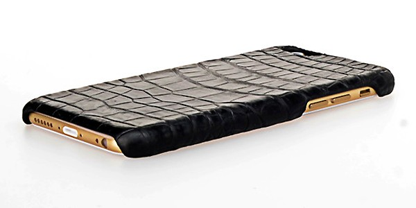 Bulk Genuine Crocodile Leather Cell Phone Case Factory
