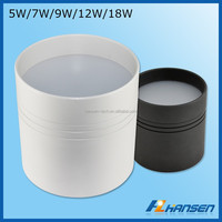 For room and round surface mounted indoor led downlight