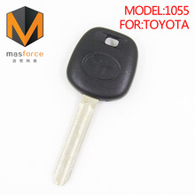 Replacement shell auto remote control case car transponder chip key cover for Toyota 4C G 4D60 4D67 C 67 68 70
