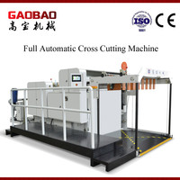High Quality High Speed Paper Roll To Sheet Cutting Machine Final Manufacturer